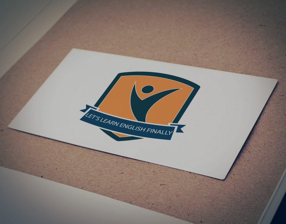 Logo designing of LLEF